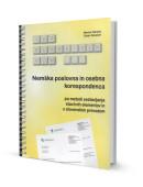 Nemška poslovna in osebna korespondenca s CD-jem